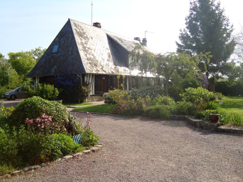 Fantastic B&B in Barneville