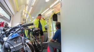 The sermon on the train